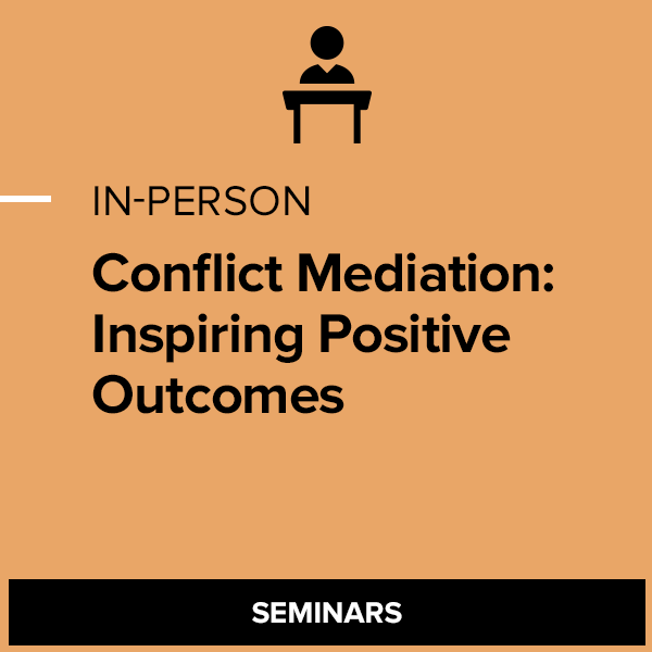 Conflict Mediation: Inspiring Positive Outcomes