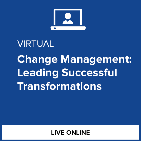 Virtual Change Management: Leading Successful Transformations