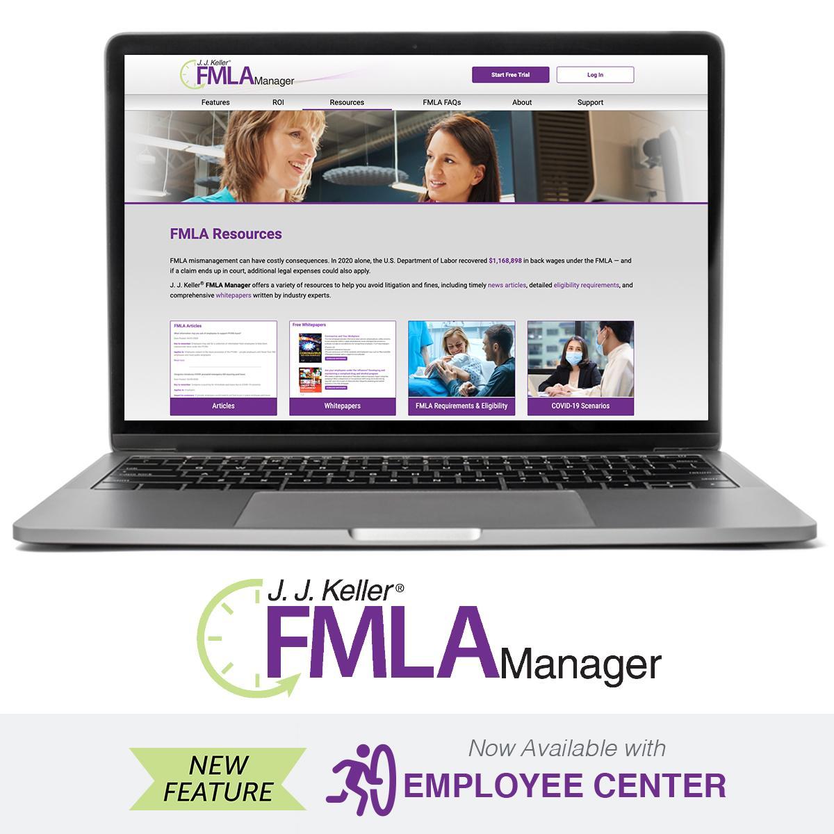 FMLA Manager: Online Leave Tracker