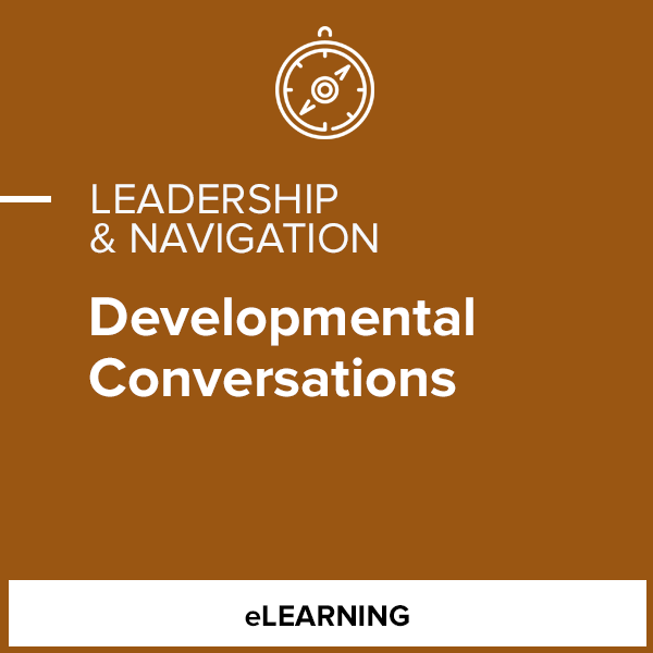 Developmental Conversations- Corporate