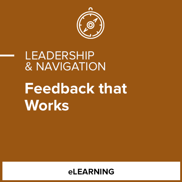 Feedback that Works- Individual