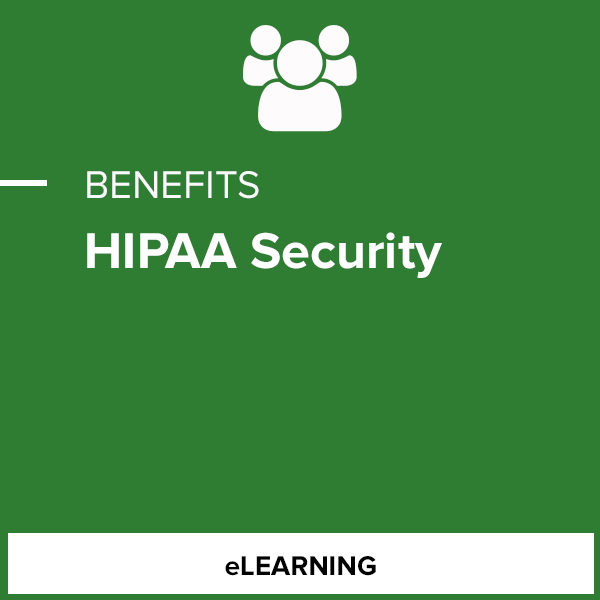 HIPAA Security-Individual
