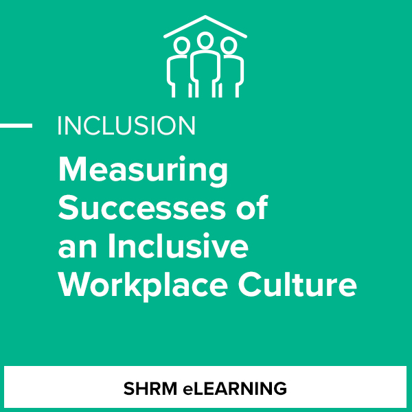 Measuring Successes of an Inclusive Workplace Culture-Individual