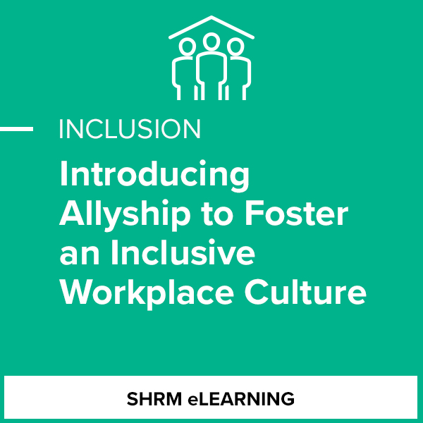 Introducing Allyship to Foster an Inclusive Workplace Culture -Individual